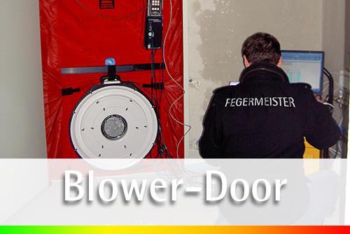 Fegermeister Blower-Door