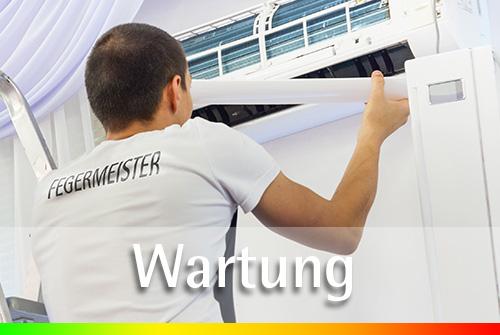 Fegermeister Wartund und Reinigung